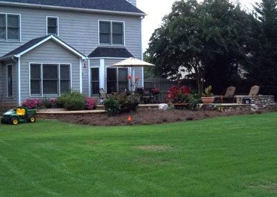 Atlanta Bobcat Service - Backyard Grading Company