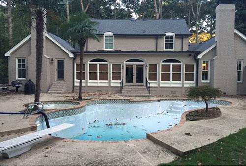 Swimming Pool Demolition - Atlanta GA